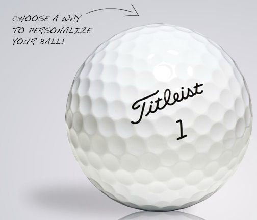 TITLEIST // Customised Golf and Lifestyle Products