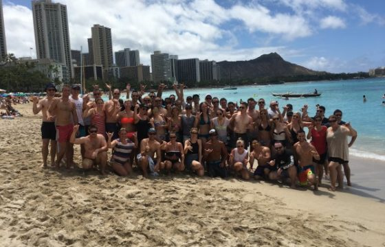 CONFERENCE // Waikiki Beach, Hawaii